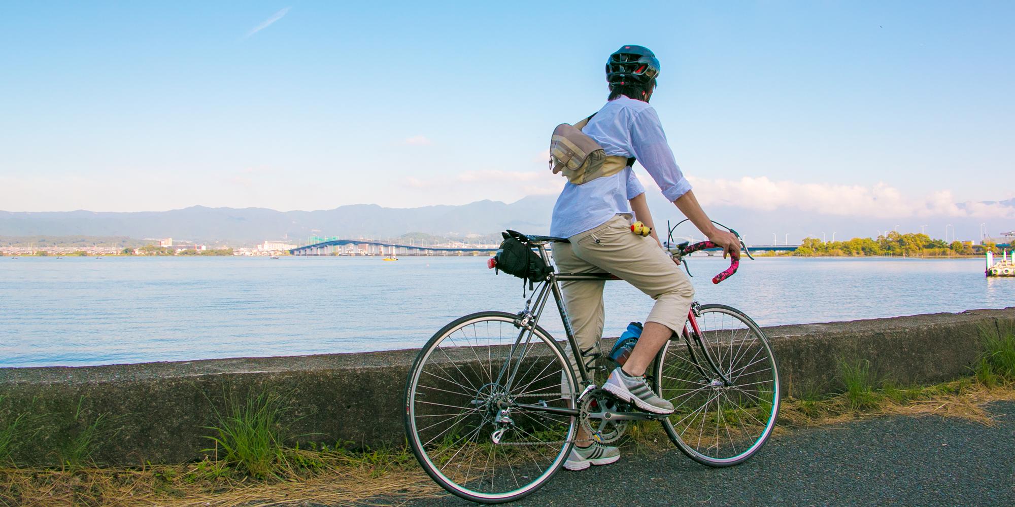 守山自転車MAP
